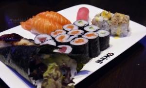 Im Sushi-Heaven