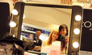 [Blogger-Challenge] Winterlook 2013 mit L'Oréal und dm in Köln