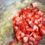 MIES: Eichkatzerls Erdbeer-Rhabarber-Kompott