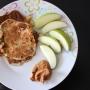 MIES: Cassies Banana Pancakes abgewandelt