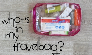 What's in my travelbag?