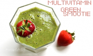 MIES: Multivitamin Green Smoothie