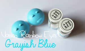 Rainbow Eyes Grayish Blue | Circle Lenses