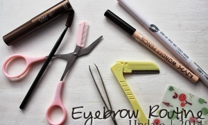 Eyebrow Routine | Update 2014