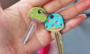 Colour Keys  | DIY