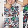 Avengers | Mini T-Shirt Recon