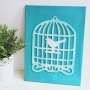 Vogelfrei | Mini-DIY Wall Decal