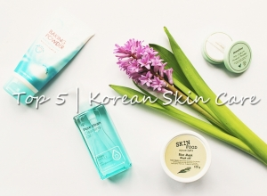Top 5 | Korean Skin Care