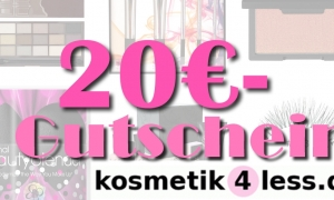 5 Jahre Miutiful! | Kosmetik4less-GEWINNSPIEL