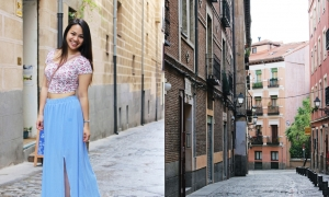 Mit Maxi in Madrid | Travel