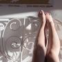 Glatte Haut im Sommer | #braunbibiedition