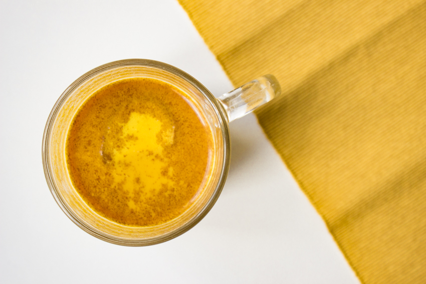 kurkuma rezepte goldene milch