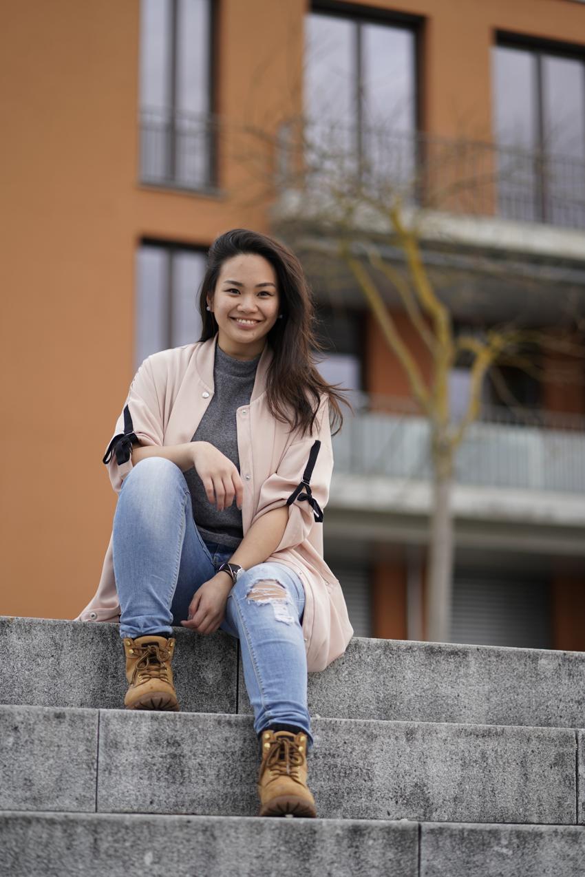 Blogger und Influencer als Mädchen nebenan