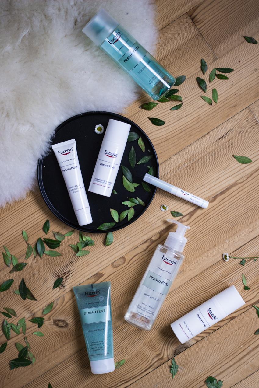 Eucerin Medizinische Hautpflege für unreine Haut