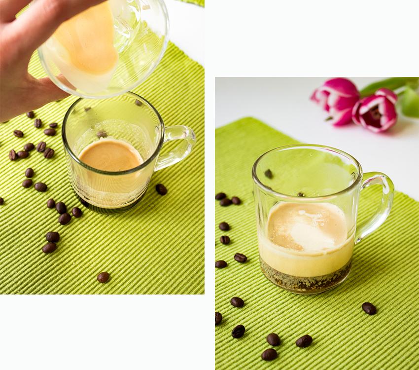 Zubereitung Vietnamesische Kaffeespezialität