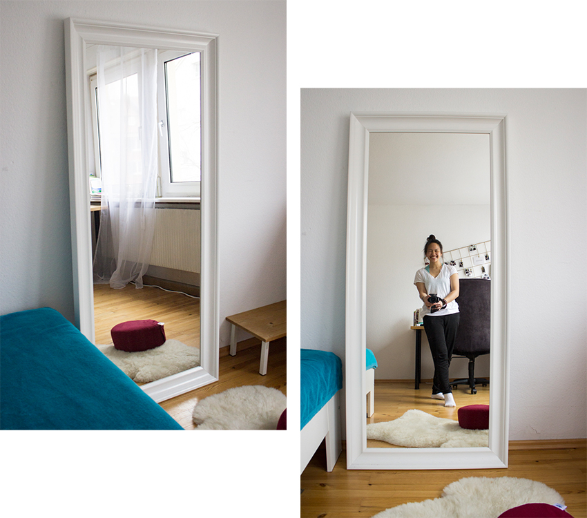 Kleine Zimmer optisch vergrößern