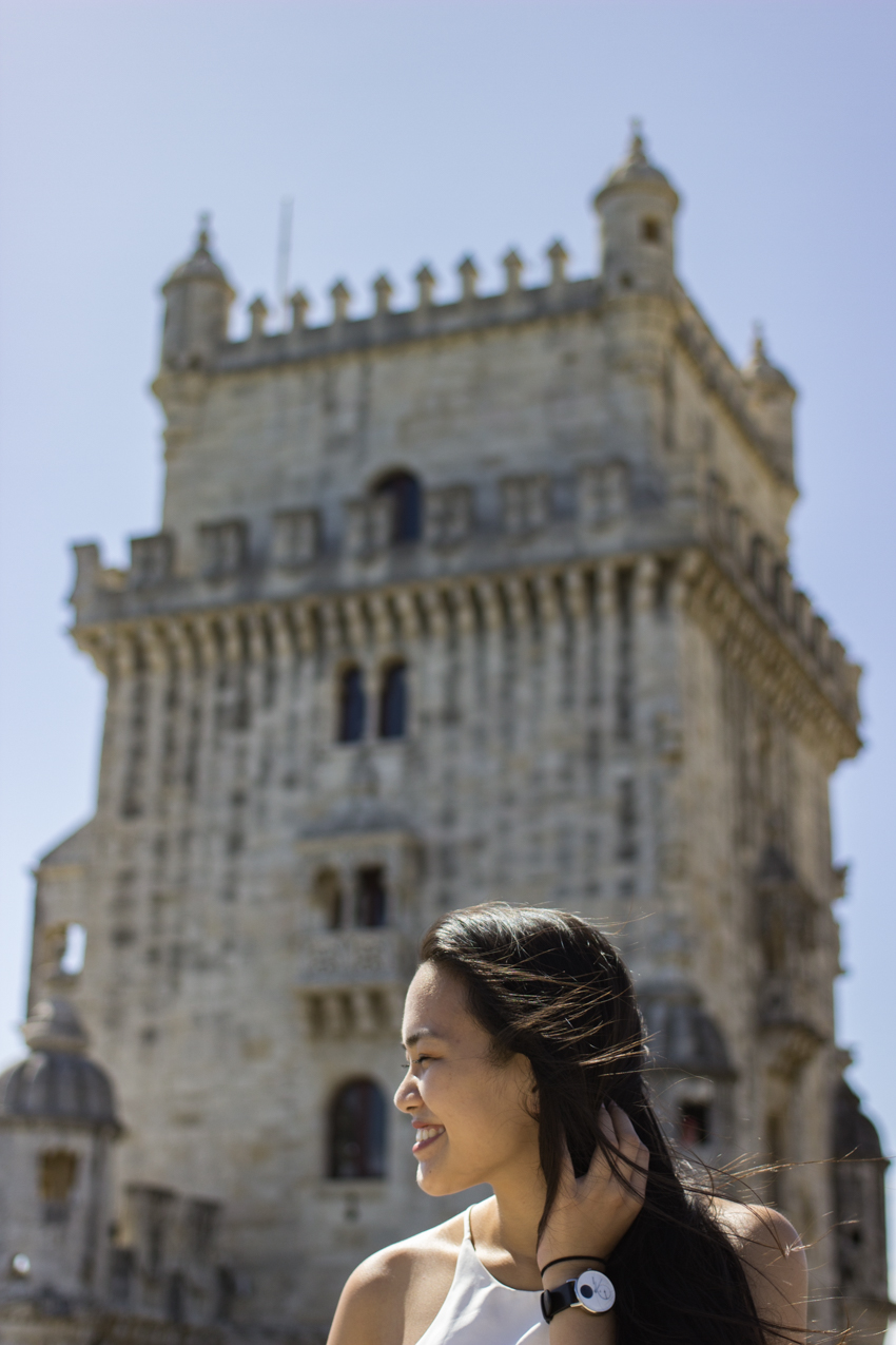 Belem-Turm-Lissabon